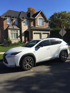 Lexus NX200t Series 3 FSport $42,500 non negotiable