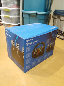 Logitech G29 Racing Wheel PC and PS3 // READ AD **