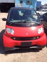 2006 smart car cdi diesel