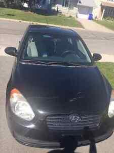 2010 Hyundai Accent Sedan