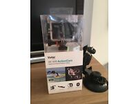 Vivitar 4K Action Cam with WiFi