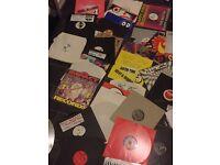 Oldskool hardcore vinyl swap