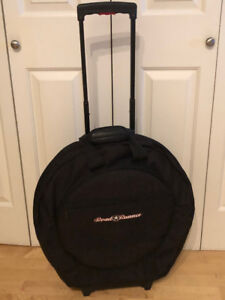 Rolling Cymbal Case