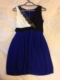 Dress size 10/12.