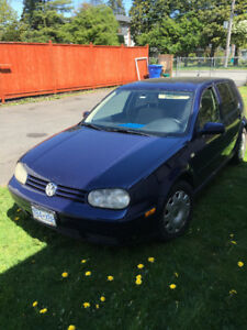 19999 vw golf tdi