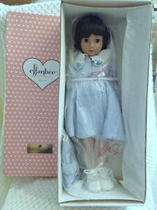 "Ashton Drake ""Effanbee"" Louise circa 1999 ~ MINT IN BOX London Ontario image 4"