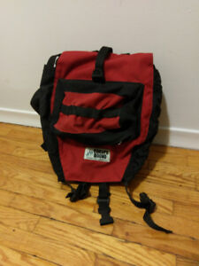 Europe Bound Pannier Cycle Bags x2