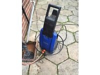Nilfisk c120.2 pressure washer jet washer