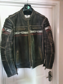 Motorbike Jacket, Boots and Gloves
