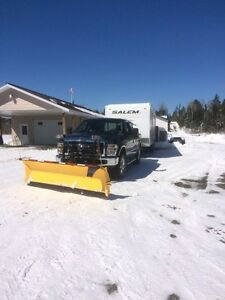 Heavy Duty snow plow