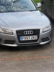 Audi a5 quattro sport