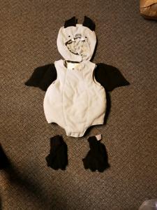 6-12mth Bat costume