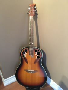 Ovation Applause Acoustic/Electric Vintage, Excellent Condition