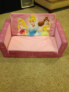 Princess Fold Out Couch
