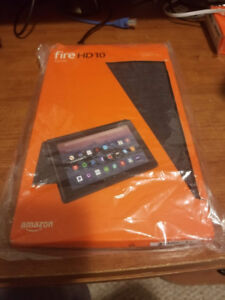 Fire HD 10 Case - Official Amazon - Like New