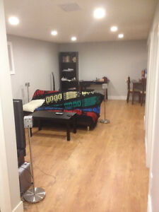 Clean basement for rent, close to MRU