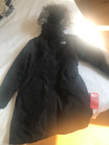 NEW The North Face Down Parka with tags