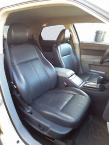 Chrysler 300 Leather Seats (Front & Rear)