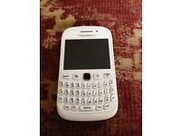Blackberry Curve (White)