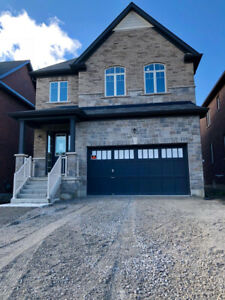 Beautiful Brand New 4 Bed/Bath Detached Home For Rent Barrie