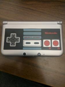 Console Nintendo 3DS XL (édition limitée NES)