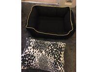 DKNY pet bed