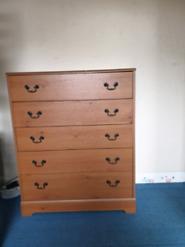 5 Draw Chest of Draws