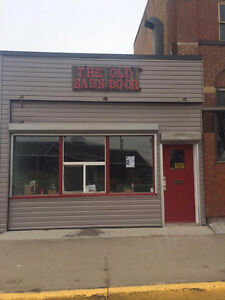 Commercial Building - Downtown Wetaskiwin - Financing Available.