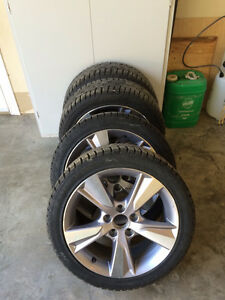 Tires and Rims for Acura ILX