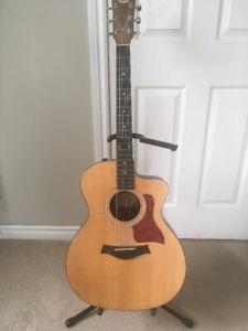 Taylor Guitar Model No. 114ce