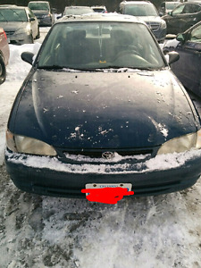 TODAY ONLY- Toyota Corolla 1998