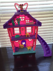 Minnie Mouse Playhouse