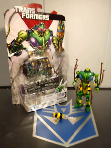 Transformers 30th anniversary Waspinator complete