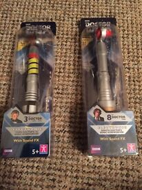 Doctor who sonic screwdrivers multipack