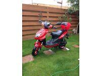 Direct bike 50 cc