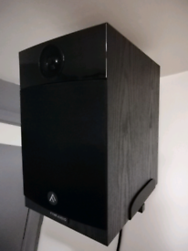 Fyne audio F301 speakers