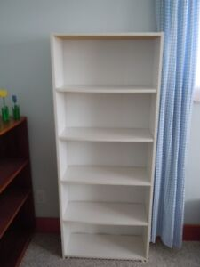 5 or 3 or 2 shelves Bookshelf Bookcase Storage Home organizer