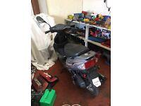 Sonik tour 50cc scooter