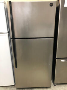 Refrigerateur stainless GE