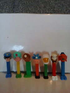 WANTED PEZ DISPENSERS