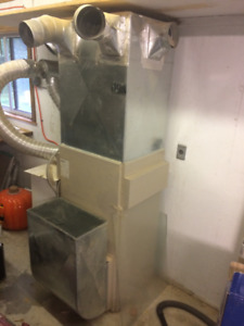 FURNACE. Energy Star  oil furnace,excellent running  condition !