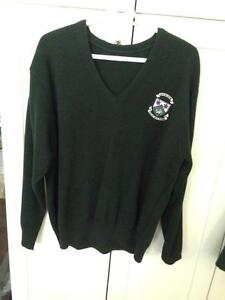 Hillfield uniform 4 polos and sweater