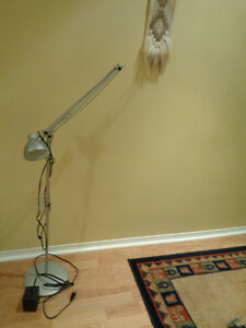 Floor lamp from IKEA