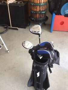Youth golf set barely used