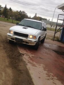 1997 gmc jimmy 4x4