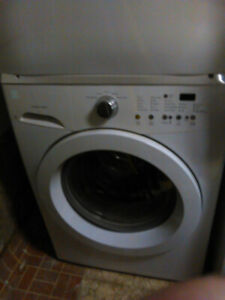 new  stackable  washer@dryer