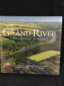 Coffee table book about Grand River