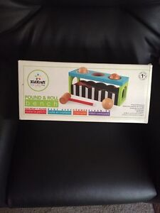 KidKraft Pound &Roll Bench - NEW in BOX Kitchener / Waterloo Kitchener Area image 1