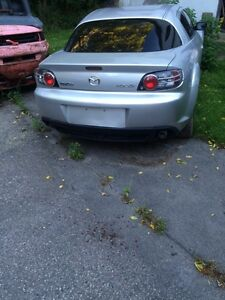 2004 mazda rx8 (Part Out) Kitchener / Waterloo Kitchener Area image 2