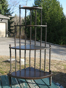 Antique Corner Stand